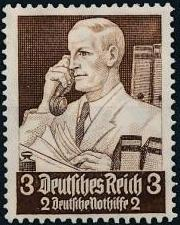 Germany-Third Reich 1934 Professions
