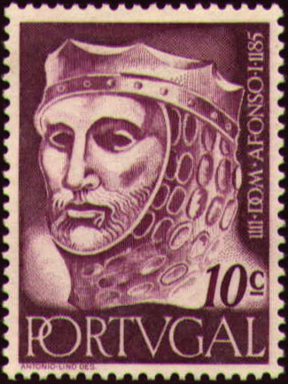 Portugal 1955 Portuguese Kings