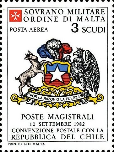 Sovereign Military Order of Malta 1986 Agreements Concluded by The Postal g.jpg