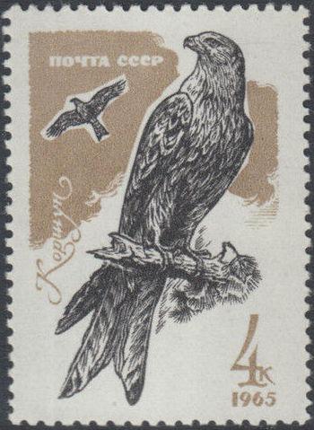Soviet Union (USSR) 1965 Birds (1st Group) a.jpg