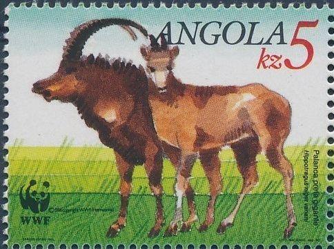 Angola 1990 WWF - Giant Sable Antelope b.jpg