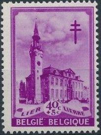 Belgium 1939 Anti Tuberculosis - Belfries c.jpg