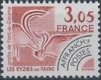 France 1981 Historic Monuments - Pre-cancelled (3rd Issue) c.jpg