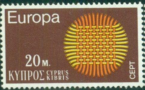 Cyprus 1970 EUROPA - CEPT