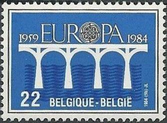 Belgium 1984 Europa b.jpg