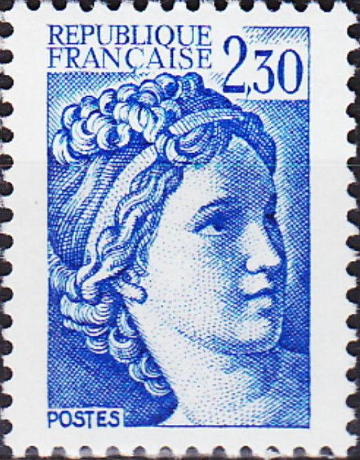 France 1981 Sabine (Republique Française) c.jpg