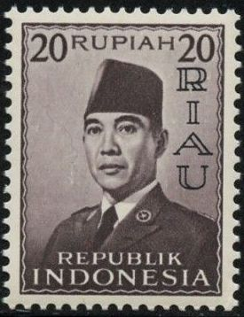 Indonesia-Riau 1960 President Sukarno - Definitives g.jpg