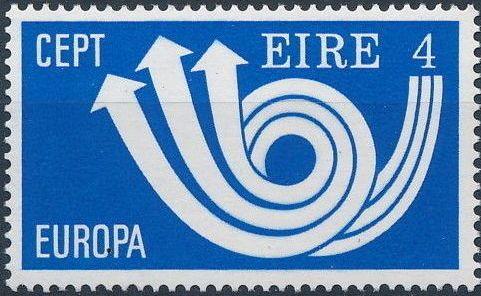 Ireland 1973 Europa