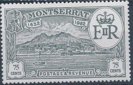 Montserrat 1982 350th Anniversary of Settlement of Montserrat by Sir Thomas Warner d.jpg