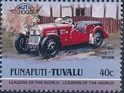Tuvalu-Funafuti 1984 Leaders of the World - Auto 100 (1st Group) j.jpg