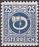 Austria 1945 Posthorn k.jpg