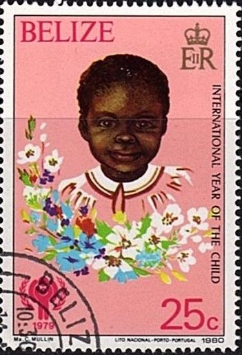Belize 1980 International Year of the Child