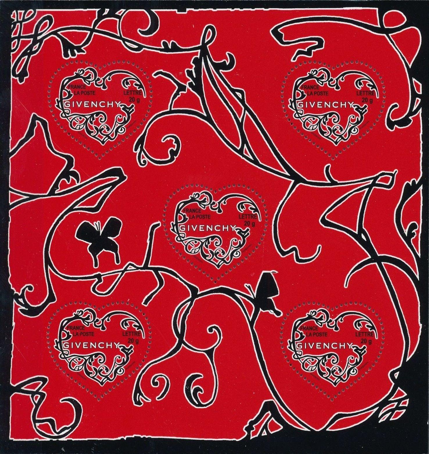 France 2007 Valentine's Day