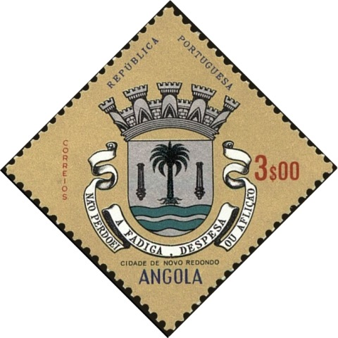 Angola 1963 Coat of Arms - (1st Serie) i.jpg