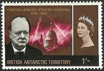 British Antarctic Territory 1966 Churchill Memorial c.jpg