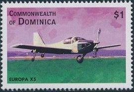 Dominica 1998 Modern Aircrafts n.jpg