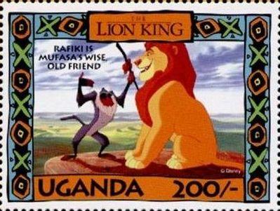 Uganda 1994 The Lion King j.jpg