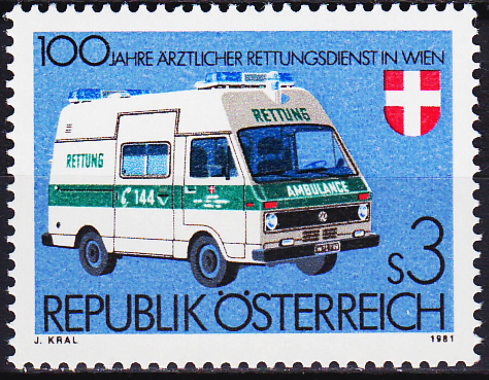 Austria 1981 Vienna Emergency Medical Service Centenary a.jpg