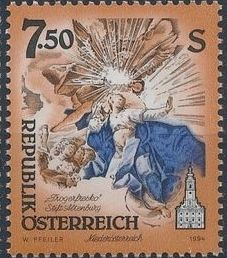 Austria 1994 Artworks from Pens and Monasteries (2nd Group) b.jpg