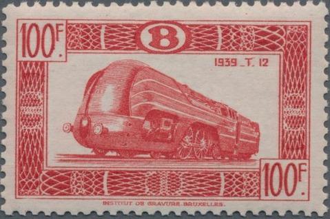 Belgium 1949 Locomotives p.jpg