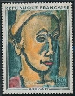 France 1971 Artistic Series (3rd Group)