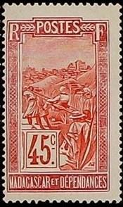 Madagascar 1925 Transportation by Sedan Chair c.jpg