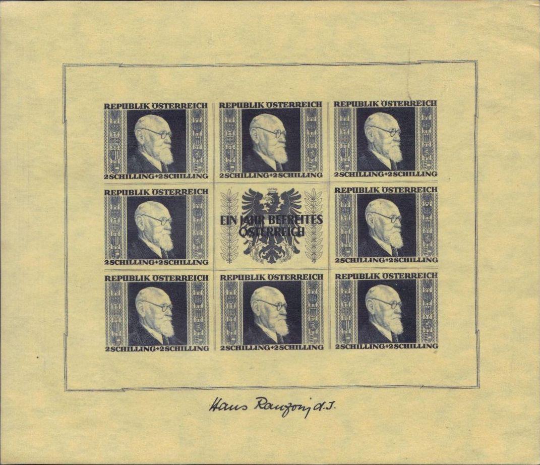 Austria 1946 President Karl Renner SSb.jpg