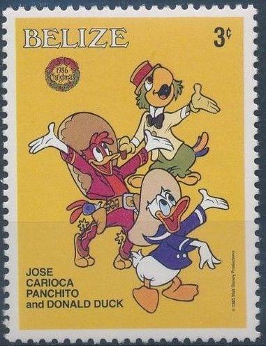 Belize 1986 Christmas - Disney Characters b.jpg