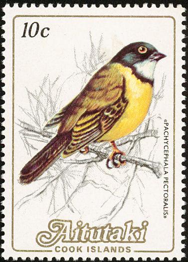 Aitutaki 1984 Local Birds (1st Group) d.jpg