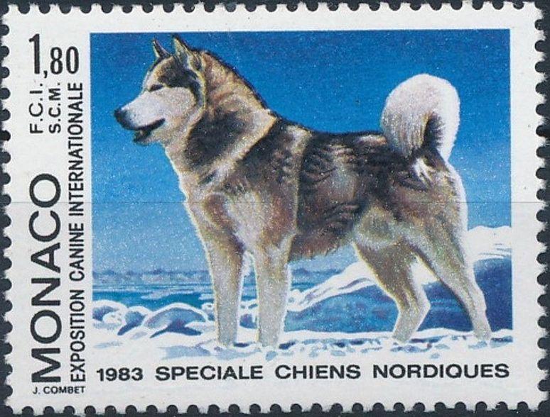 Monaco 1983 International Dog Show, Monte Carlo