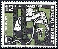 Saar 1957 For Welfare Organizations (Coal Mining) b.jpg
