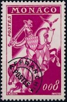 Monaco 1960 Knight