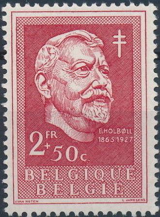 Belgium 1955 Surtax for Anti-tuberculosis Works e.jpg