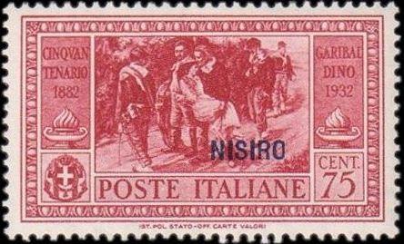 Italy (Aegean Islands)-Nisiro 1932 50th Anniversary of the Death of Giuseppe Garibaldi f.jpg
