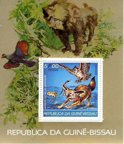 Guinea-Bissau 1978 Endangered Species j.jpg