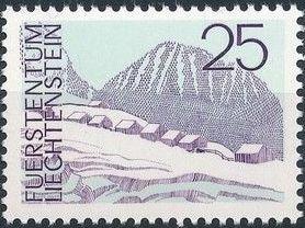 Liechtenstein 1973 Landscapes k.jpg