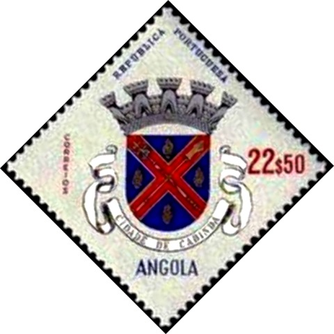 Angola 1963 Coat of Arms - (1st Serie) r.jpg