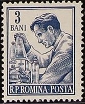 Romania 1955 Workers
