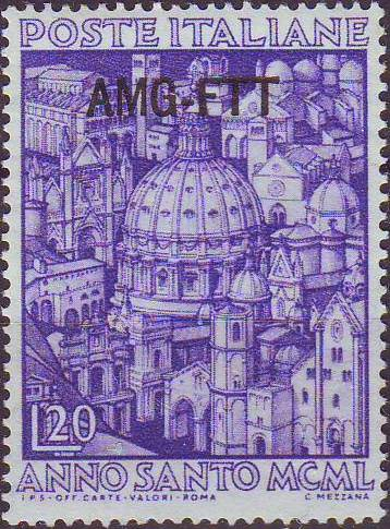 Trieste-Zone A 1950 Holy Year a.jpg