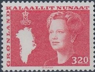 Greenland 1989 Queen Margrethe II a.jpg