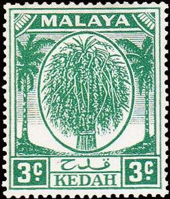 Malaya-Kedah 1950 Definitives c.jpg