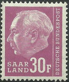 Saar 1957 President Theodor Heuss (with F) k.jpg