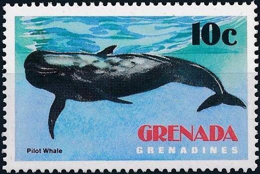 Grenada Grenadines 1983 Whales