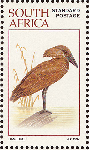 South Africa 1997 Waterbirds of South Africa b.jpg