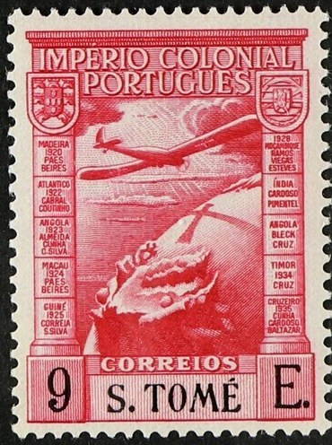 St Thomas and Prince 1938 Portuguese Colonial Empire (Airmail Stamps) h.jpg