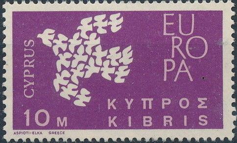 Cyprus 1962 EUROPA - CEPT
