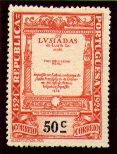 Portugal 1924 400th Birth Anniversary of Camões p.jpg