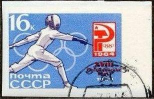 Soviet Union (USSR) 1964 Olympic Games Tokyo l.jpg