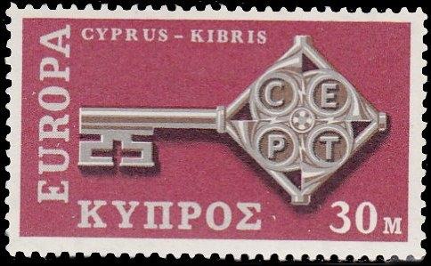 Cyprus 1968 Europa-CEPT b.jpg