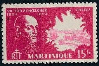 Martinique 1945 Victor Schoelcher r.jpg